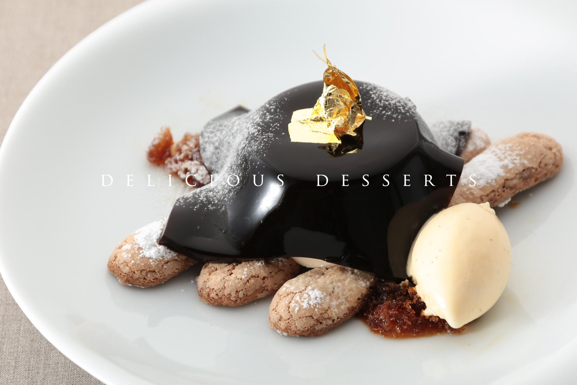 dessert restaurant Paff デザートレストランパフ